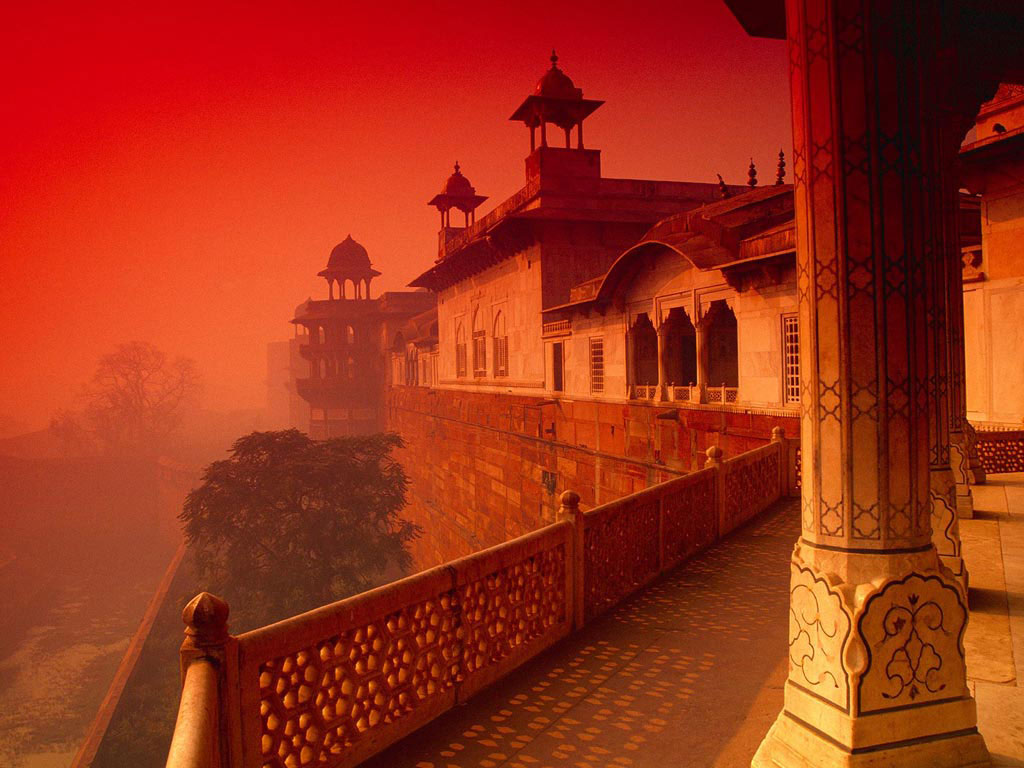 agra-agra-fort-india-travel-wallpaper